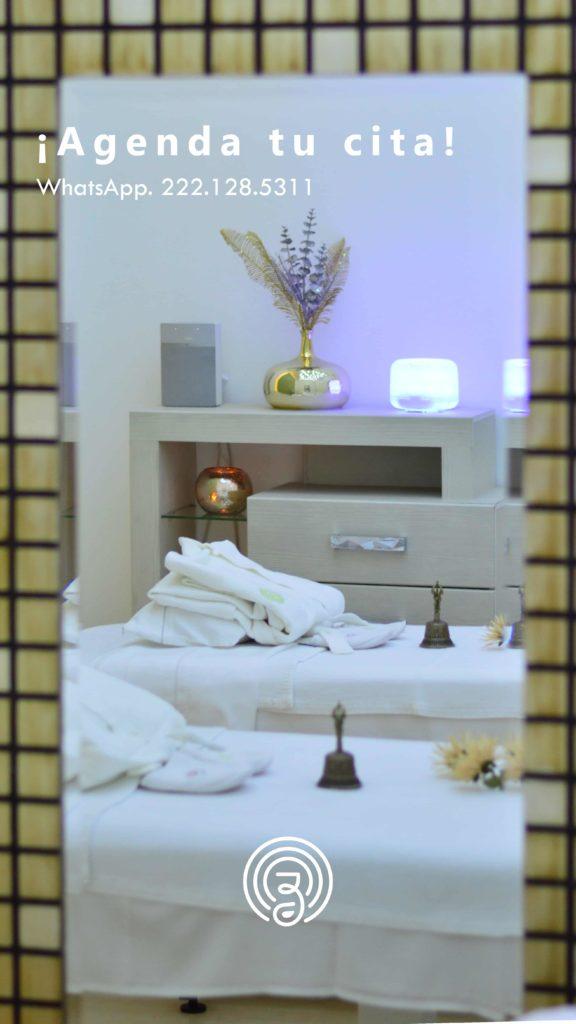 paquetes de spa para novias en Puebla