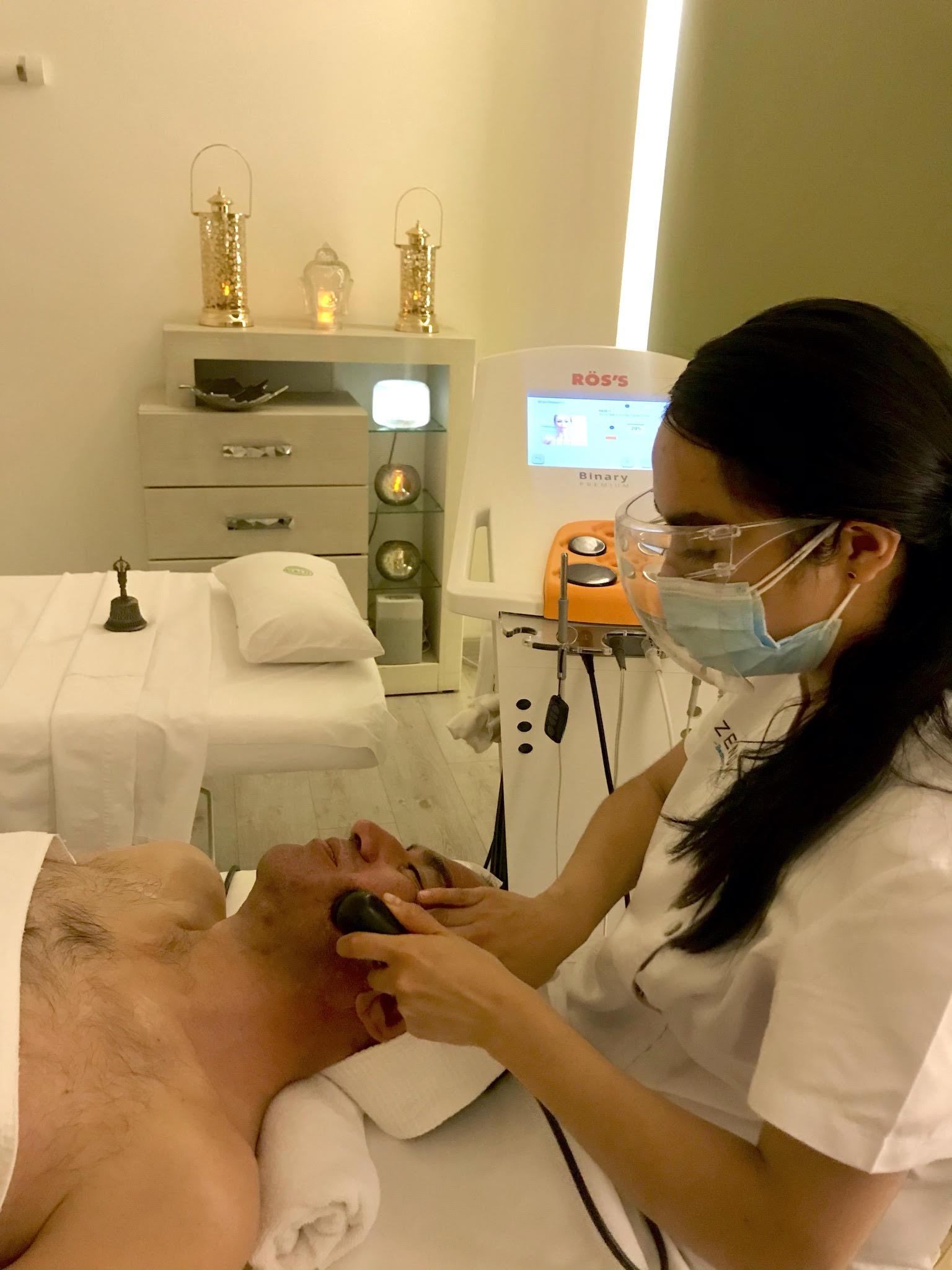 El cuidado de la piel es bueno para una buena salud emocional. Parte I