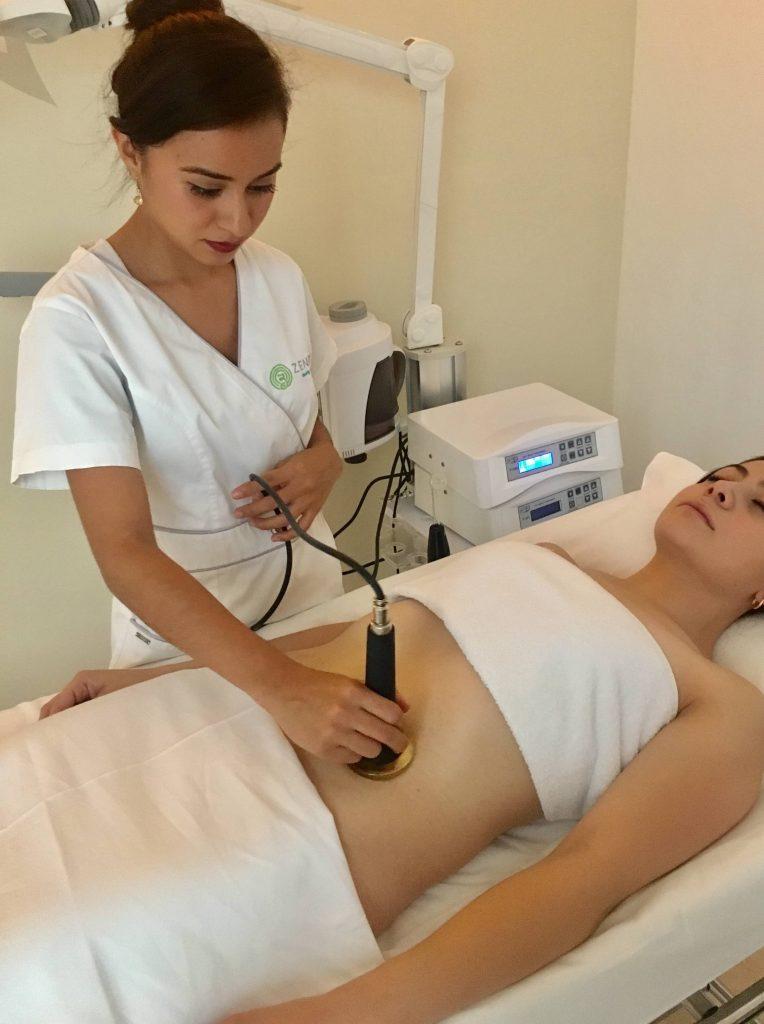 Ultrasonido terapéutico